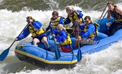 bhotekoshi river rafting