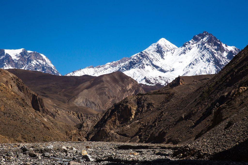 Round Annapurna Short Trek (1)
