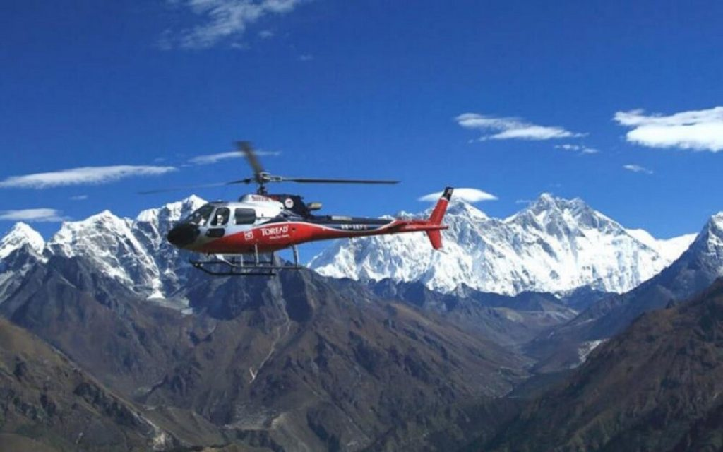 Trek to Everest Base Camp and Helicopter Ride Back (2)