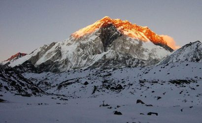 Trek to Everest Base Camp and Helicopter Ride Back