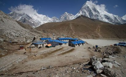 Everest Base Camp Trek Accommodation