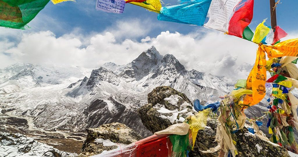 Everest Base Camp chola pass difficulty
