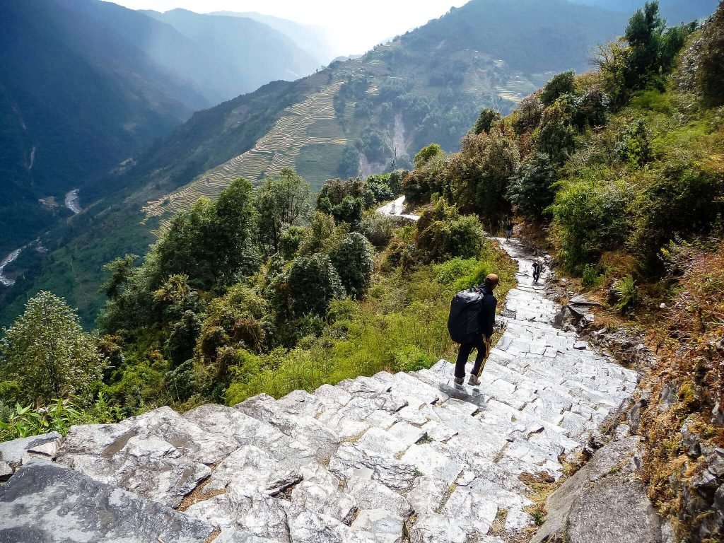 Annapurna Base Camp Trek (5)