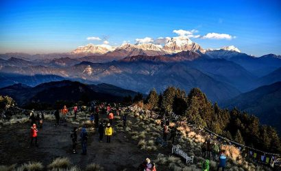 Poon Hill Trek 4 Days