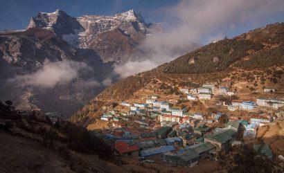 Namche Bazaar to Everest Gokyo Trek