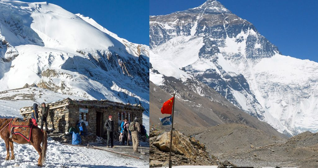 annapurna circut vs Everest base camp trek