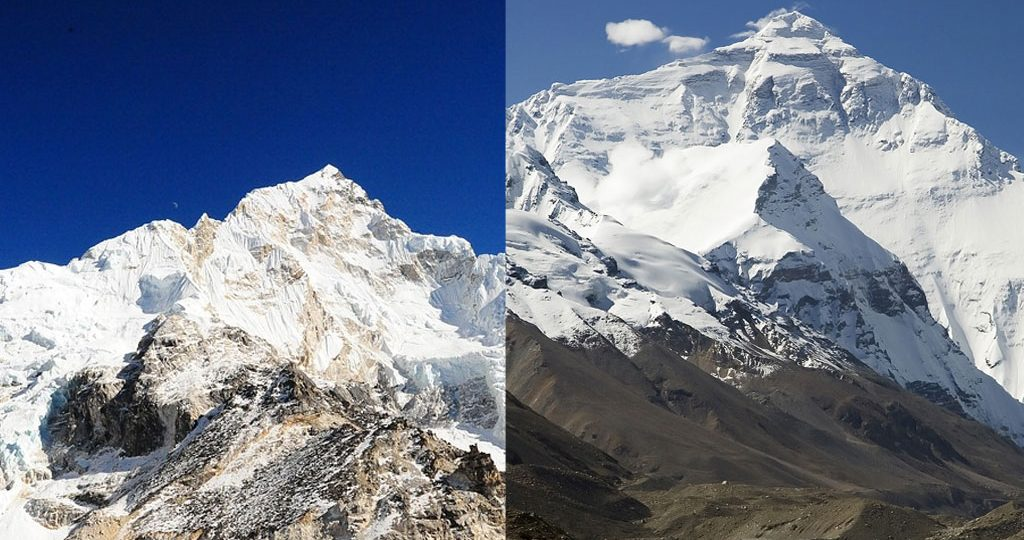 Everest Base Camp Tibet vs Nepal