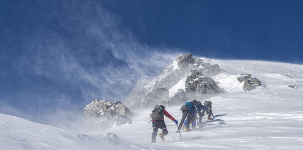Island Peak and Mera Peak Climbing