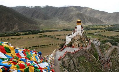 Tibet Overland Tour from Nepal