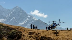 EBC Trek and Helicopter Tour