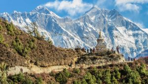 Everest Base Camp Trek Through Salleri