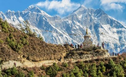 Everest Base Camp Trek Through Salleri