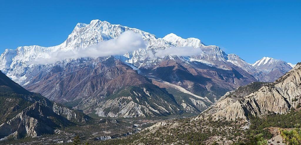 Round Annapurna Short Trek