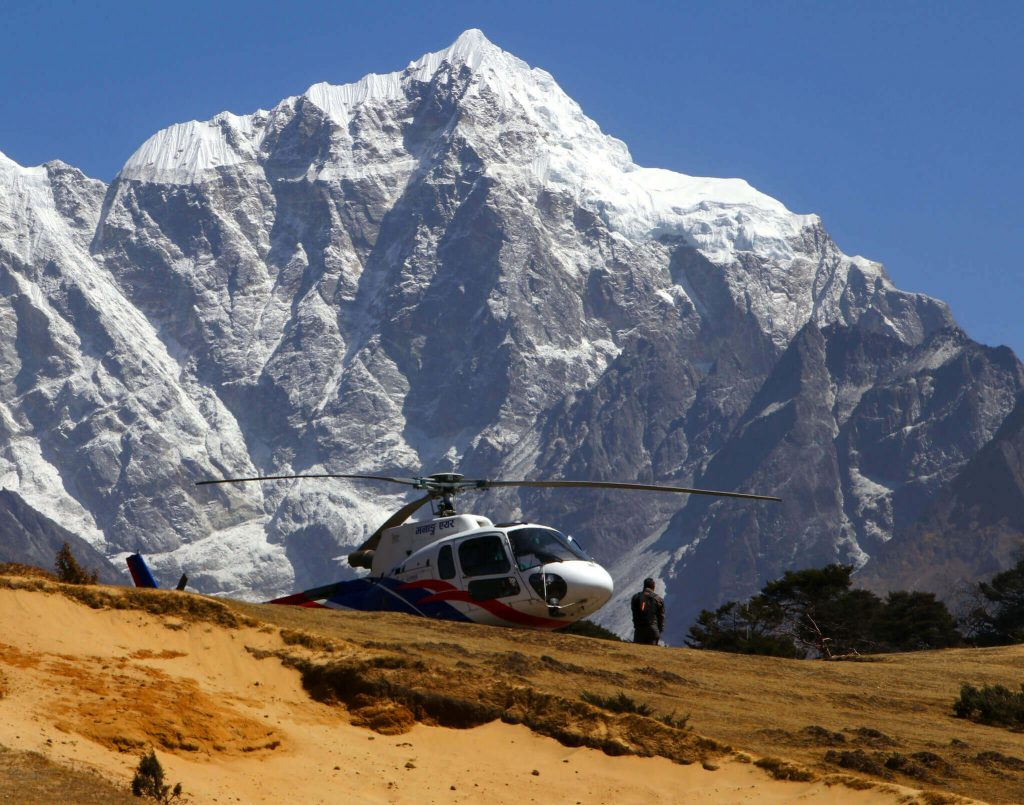 Things to Consider for the EBC Helicopter Tour