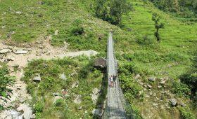 Manaslu Circuit Trek Itinerary