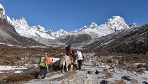 How to hire a guide and porter in Nepal