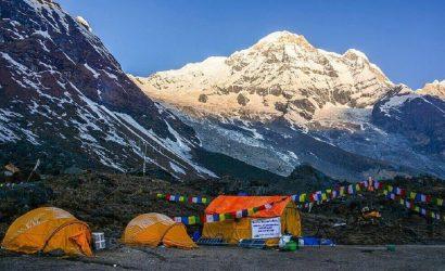 Annapurna Base Camp Trek in September